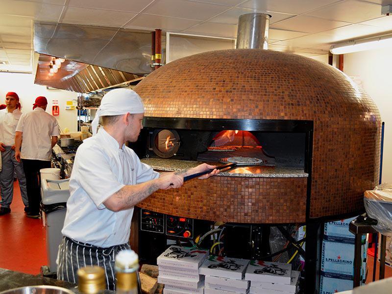 Photo gallery pizza equipment pros - Forno gas per pizza ...