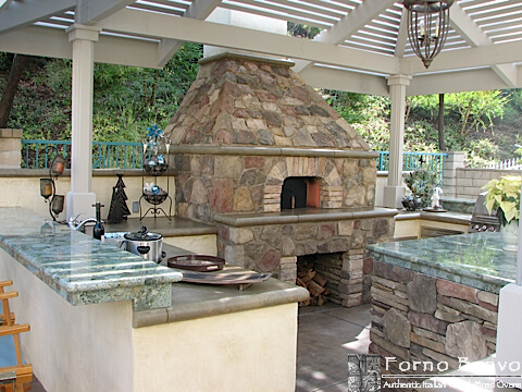 Forno Bravo Residential Ovens Pizza Equipment Pros