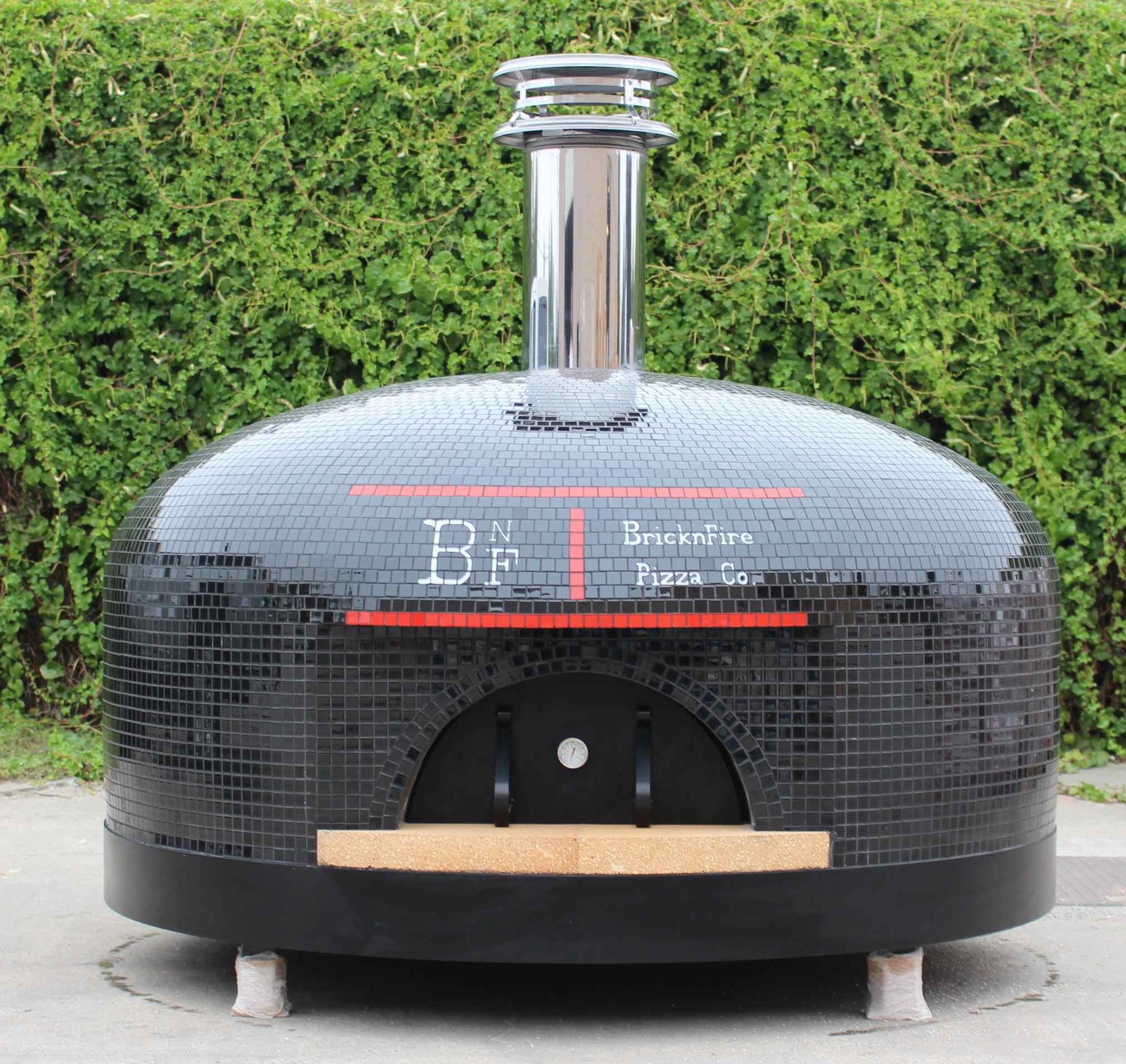 forno bravo wood gas ovens pizza equipment pros