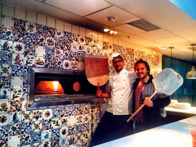 Marana forni wood gas ovens pizza equipment pros for Forno per pizza a gas