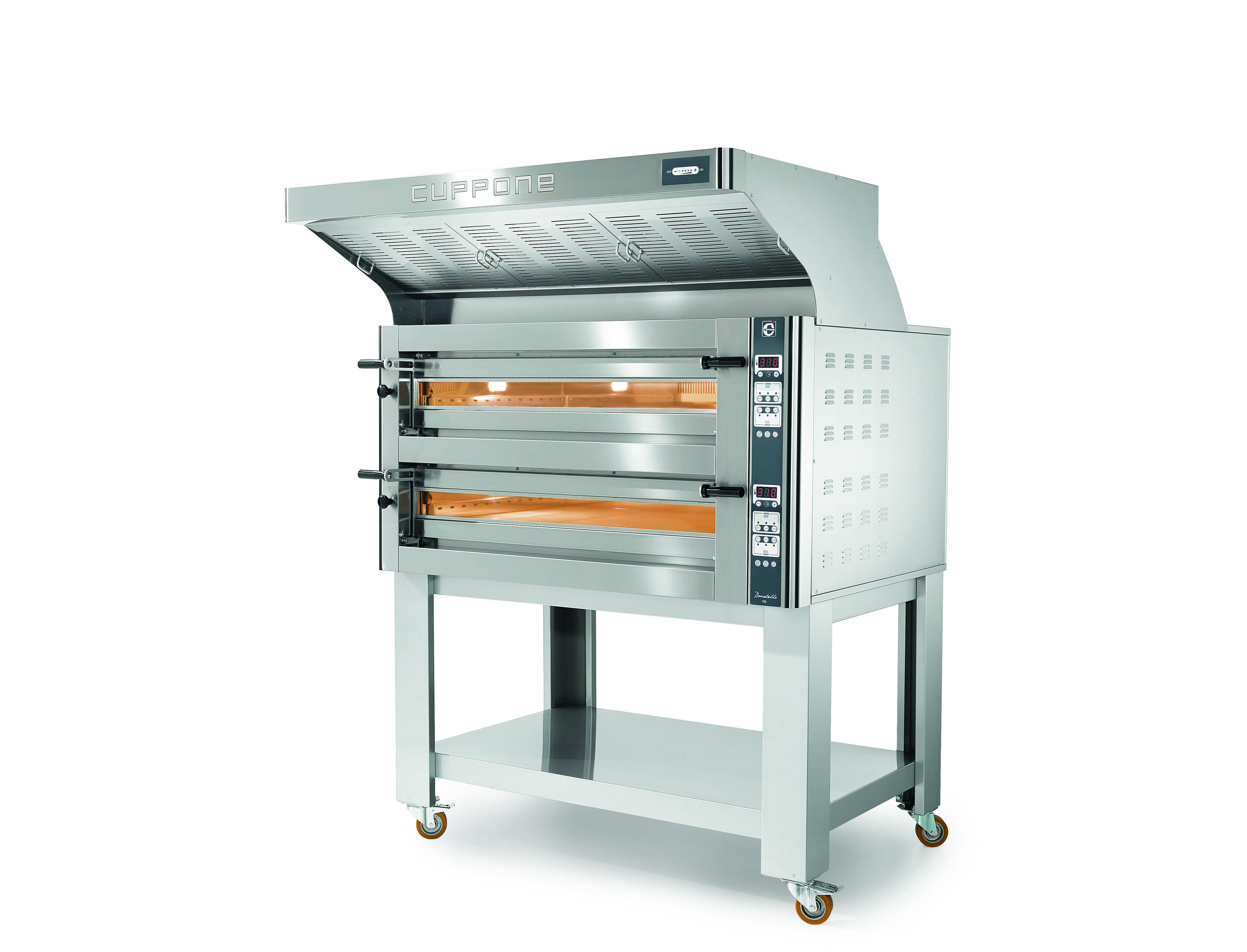 Cuppone Donatello Electric Deck Oven Pizza Equipment Pros
