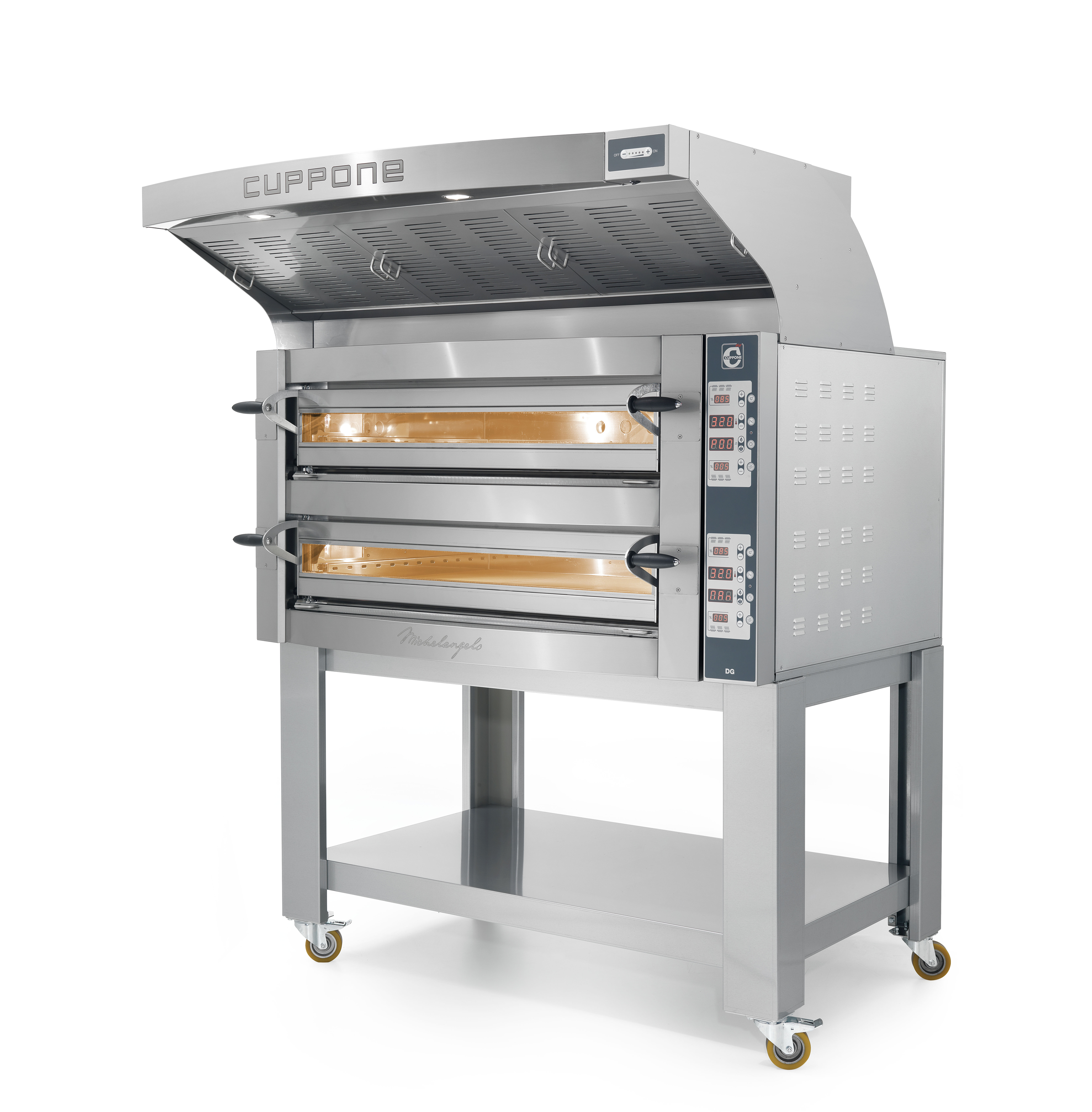 Cuppone Michelangelo Electric Oven Pizza Equipment Pros